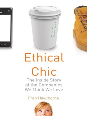 cover image of Ethical Chic