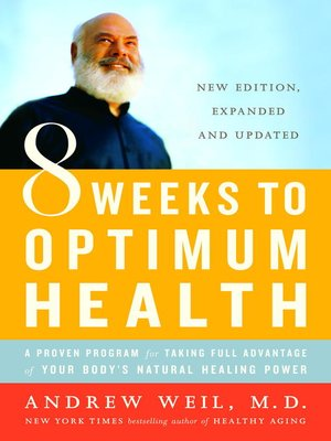 cover image of 8 Weeks to Optimum Health