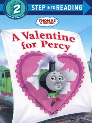cover image of A Valentine for Percy