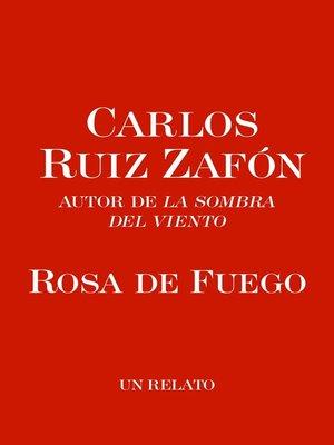 cover image of Rosa de Fuego
