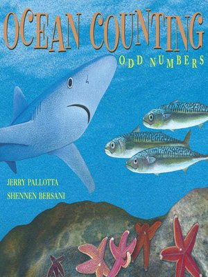 cover image of Ocean Counting Odd Numbers