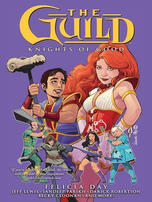 cover image of The Guild (2010), Volume 2