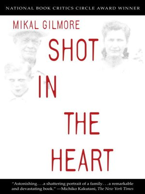 cover image of Shot in the Heart