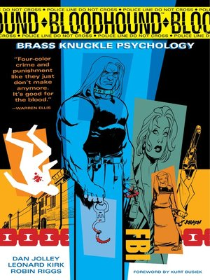 cover image of Bloodhound (2004), Volume 1