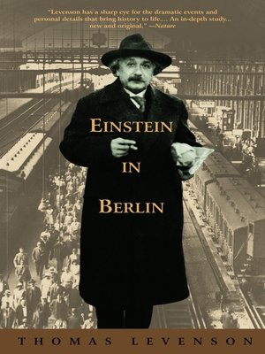 cover image of Einstein in Berlin