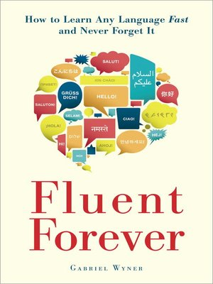 cover image of Fluent Forever