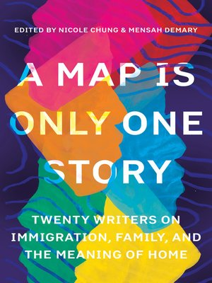 cover image of A Map Is Only One Story