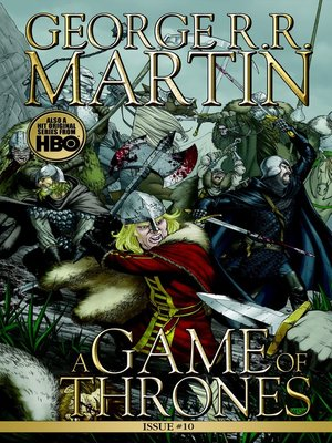 cover image of A Game of Thrones: Comic Book, Issue 10