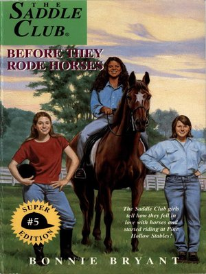 cover image of Before They Rode Horses