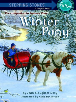 cover image of Winter Pony