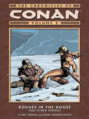 cover image of Chronicles of Conan, Volume 2