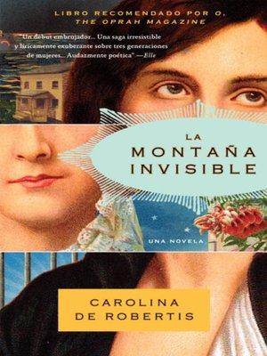 cover image of La montana invisible