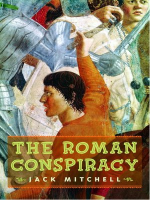cover image of The Roman Conspiracy