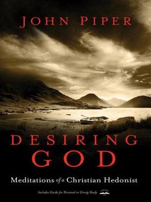 cover image of Desiring God