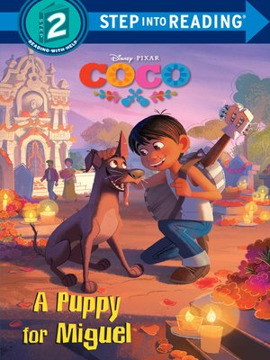 cover image of A Puppy for Miguel (Disney/Pixar Coco)