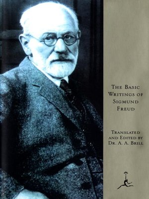 cover image of The Basic Writings of Sigmund Freud
