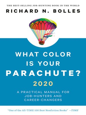 cover image of What Color Is Your Parachute? 2020