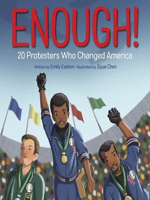 cover image of Enough! 20 Protesters Who Changed America