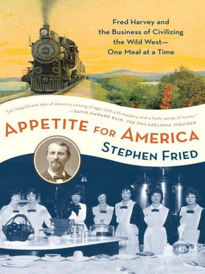 cover image of Appetite for America