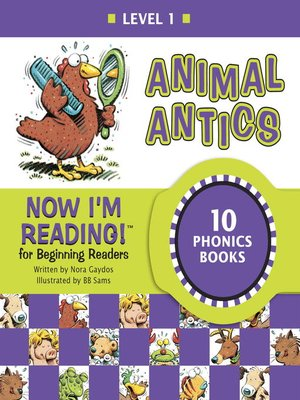 cover image of Animal Antics