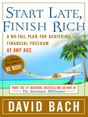 cover image of Start Late, Finish Rich