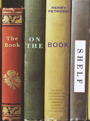 cover image of The Book on the Bookshelf