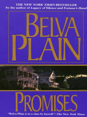 cover image of Promises
