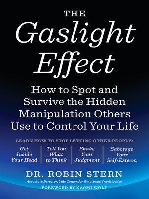 cover image of The Gaslight Effect