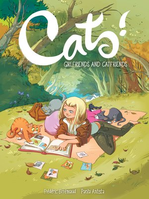 cover image of Cats! Girlfriends and Catfriends