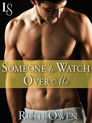 cover image of Someone to Watch Over Me
