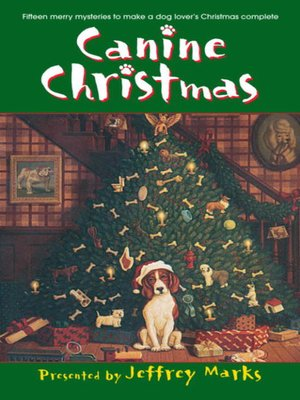 cover image of Canine Christmas