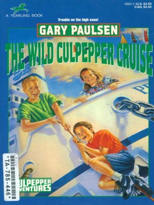 cover image of The Wild Culpepper Cruise