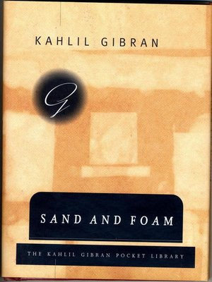 cover image of Sand and Foam