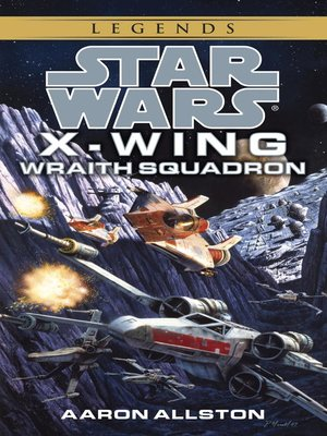 cover image of Wraith Squadron