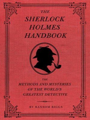 cover image of The Sherlock Holmes Handbook