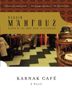 cover image of Karnak Cafe