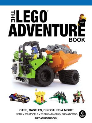 cover image of The LEGO Adventure Book, Volume 1