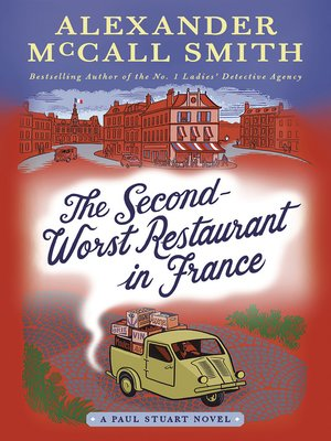 cover image of The Second-Worst Restaurant in France