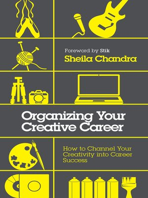cover image of Organizing Your Creative Career