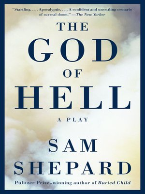 cover image of The God of Hell