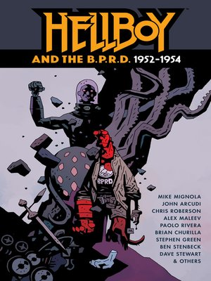 cover image of Hellboy and the B.P.R.D.