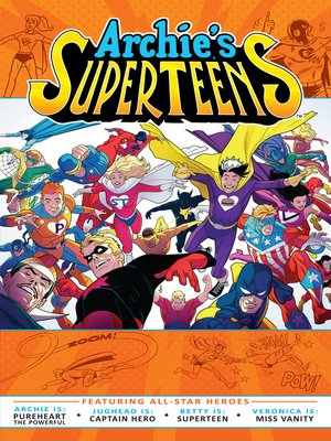 cover image of Archie's Superteens