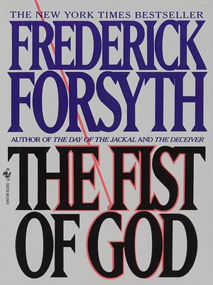 cover image of The Fist of God