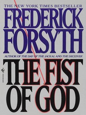 Avenger Frederick Forsyth Ebook