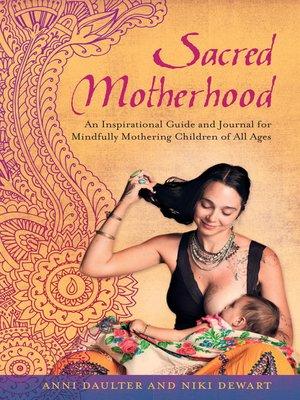 cover image of Sacred Motherhood