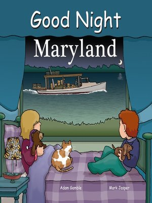 cover image of Good Night Maryland