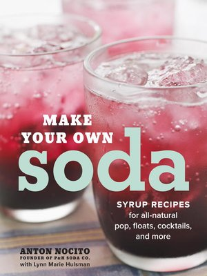 cover image of Make Your Own Soda