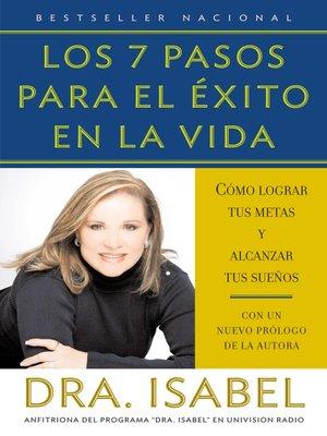 cover image of Los 7 pasos para el éxito en la vida