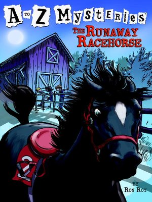 cover image of The Runaway Racehorse