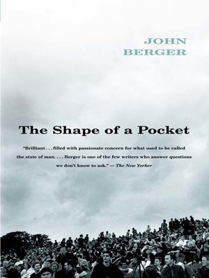 cover image of The Shape of a Pocket
